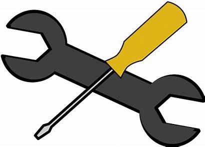 Tools Clip Clipart Tool Vector Domain Clipartpanda