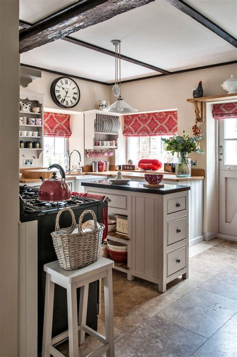 country kitchen cabinets pictures small space kitchen style and storage town country living 6007