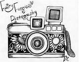 Camera Drawing Easy Cute Cameras Photography Deviantart Drawings Coloring Camara Pages Sketches Dibujo Painting Dibujos Printable Tumblr Sketch Tattoo Getdrawings sketch template