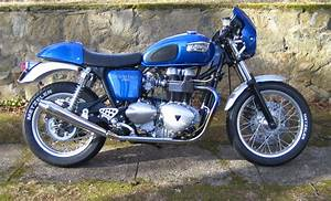 2005 Triumph Thruxton 900