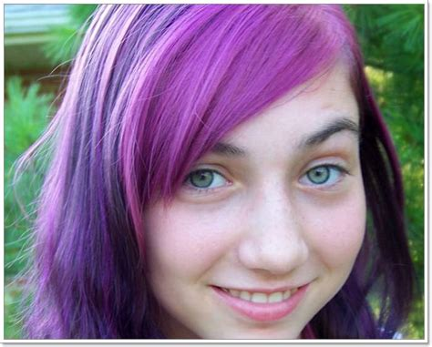 115 Extraordinary Variations Of Blue And Purple Hair For You