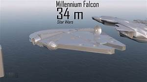 Cool Size Comparison Video Compares the Size of Spaceships ...