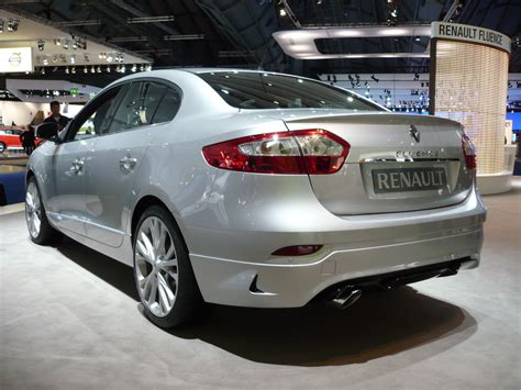 renault fluence trunk 3dtuning of renault fluence sedan 2010 3dtuning com
