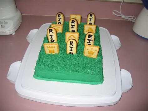 grave yard cake cakestobake articles recipes