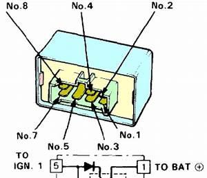 1994 Accord Main Relay Wiring Diagram