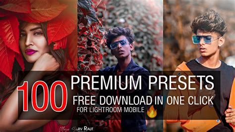 We created professional lightroom presets for photographers & beginners. 100 xmp presets for lightroom mobile 2020 100 presets ...