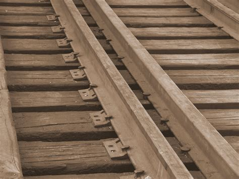 Free Images : path, track, railway, railroad, vintage