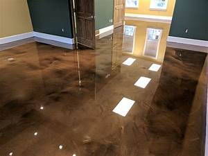 metallic epoxy flooring pcc columbus ohio With apoxy floor