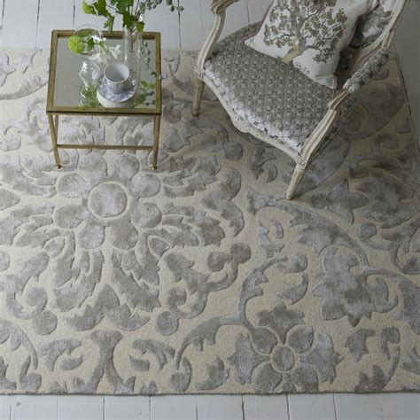 bassetti teppiche designers guild cabochon chalk teppich