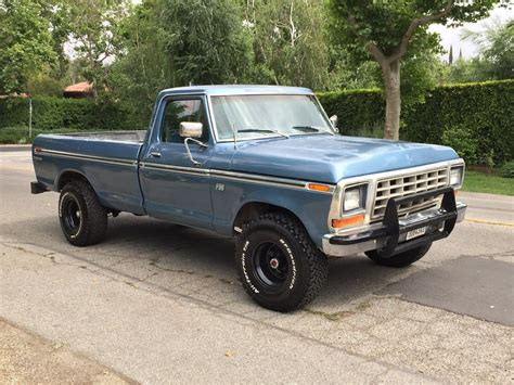 speed stick shift  ford   custom standard pickup