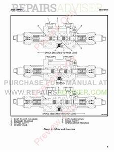 Hyster Class 5 For H007 Europe Internal Combustion Engine