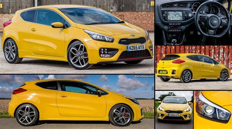 kia pro ceed gt  pictures information specs
