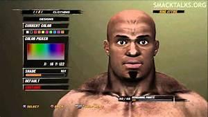 WWE '12 Bobby Lashley CAW Formula by Ssnake76 - YouTube