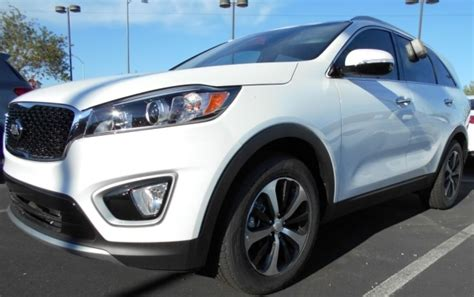 Valley High Kia by 2016 Sorento Suv Now Available At Henderson Kia In The