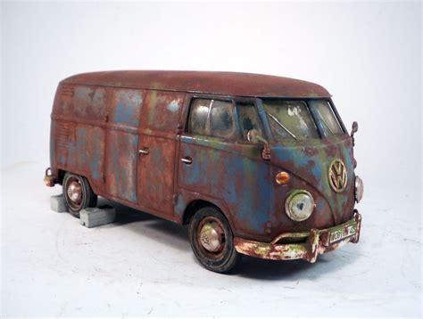 Vw Volkswagen Delivery Type 2 Van Bus Barn Find Custom
