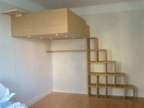 Small Space Solution  Design Loft Bed Creatiolista