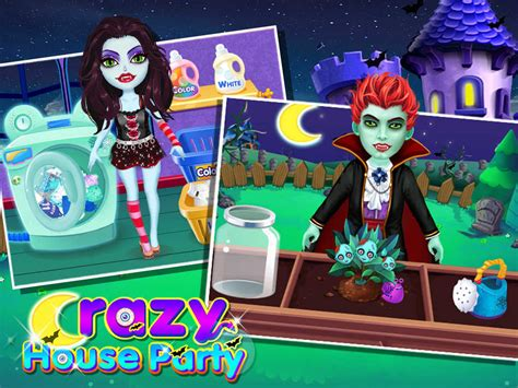 app shopper crazy house party games