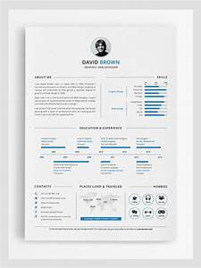 20 Modern Cv    Resume Templates And Cover Letter
