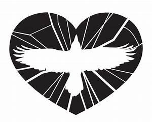 Raven heart by JFeathersmith on DeviantArt
