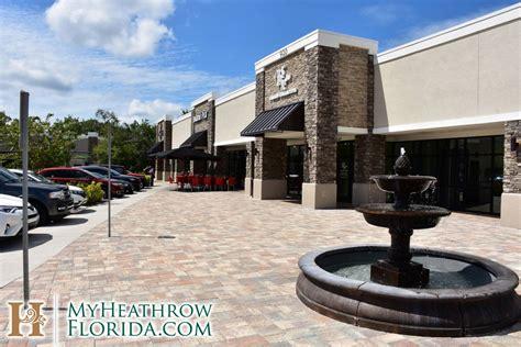 heathrow fl area seminole county lake mary sanford longwood