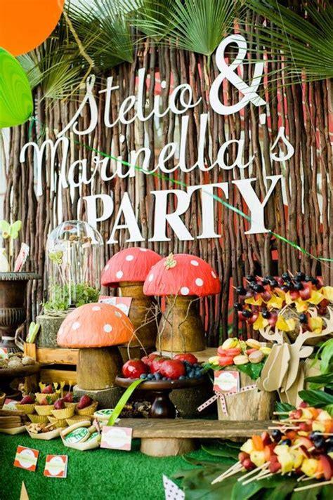 karas party ideas sweet table   robin hood tinker