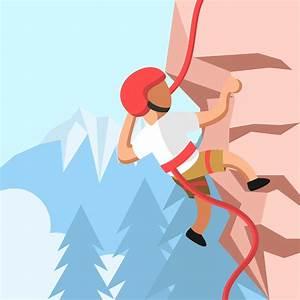Rock Climbing Free Vector Art - (1616 Free Downloads)