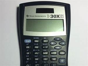 Texas Instruments Ti-30x Iis Battery Replacement