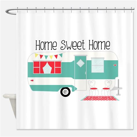 travel trailer shower curtains travel trailer fabric