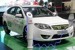 Credit De Voiture : les chinois et la voiture lectrique une r volution artificielle asialyst ~ Gottalentnigeria.com Avis de Voitures