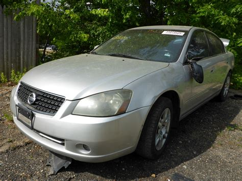 Nissan Altima Quality Used Oem Replacement Parts