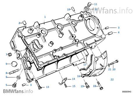 engine block bmw 3 e30 m3 s14 europe