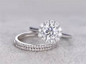 wedding ring sets moissanite wedding ring styles With moissanite wedding ring sets