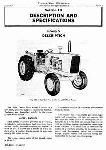 John Deere 2010 Wheel Tractors Service Technical Manual