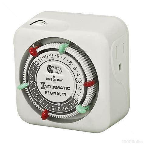 Intermatic Hour Mechanical Indoor Timer