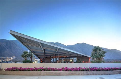 palm springs visitor center photograph by daniel edwards