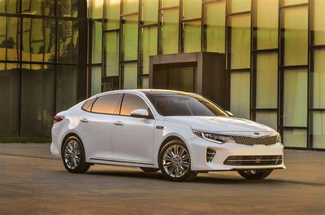 2016 Kia Optima Reviews And Rating
