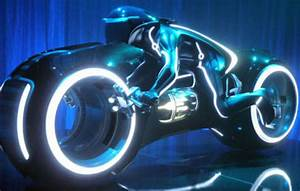 Street Legal Tron Bike