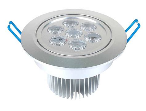 recessed heat l fixture dimmable 7w recessed led lighting fixture recessed