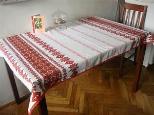 Tischdecke Selber Nähen Ecken : tischdecke selber n hen traditionell rum nisch hand im ~ Lizthompson.info Haus und Dekorationen
