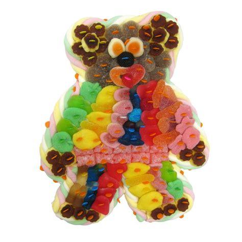 g 226 teau aux bonbons ours ebonbon 100 bonbon