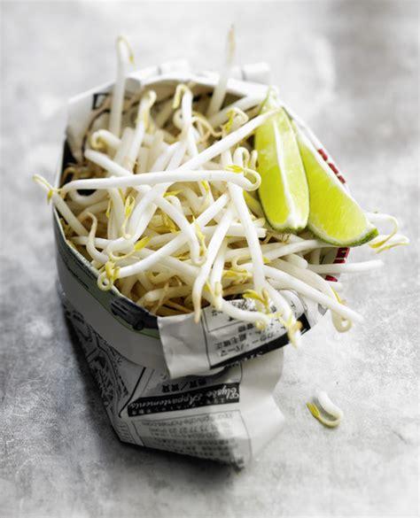 cuisiner des pousses de soja potage aux pousses de soja recettes à table