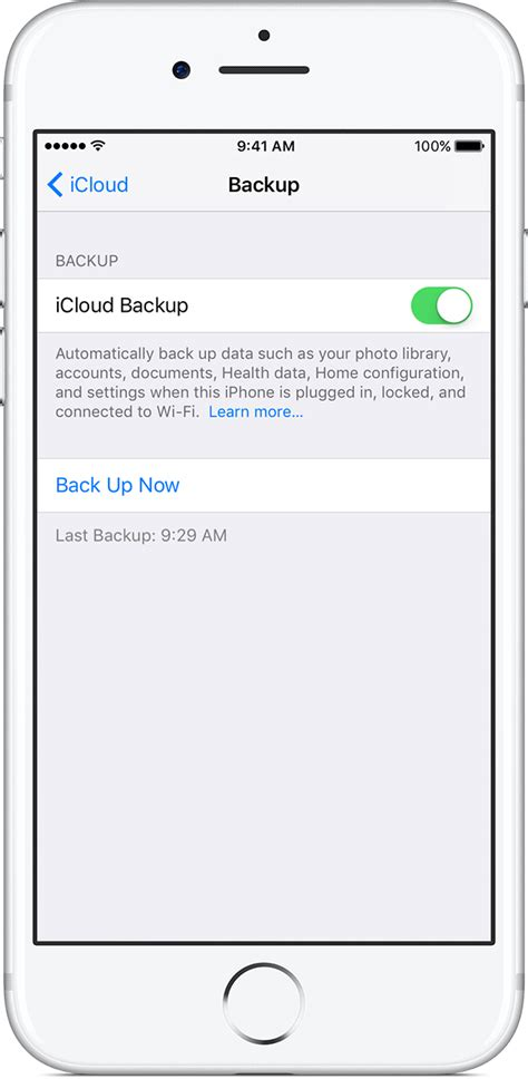 how do you backup iphone how to back up your iphone and ipod touch apple