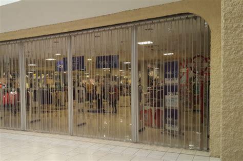 side folding enclosure security grilles 678