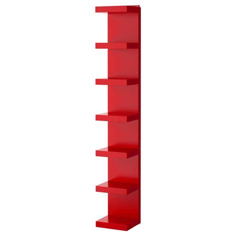 Lack Étagère Murale  Rouge  Ikea  Home Decor