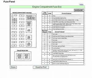 7 Best Images Of 2005 Ford F-250 Fuse Box Diagram