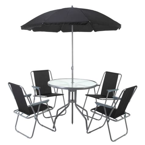 open box palm springs outdoor dining set  table
