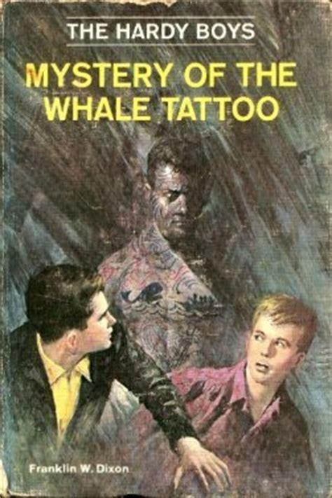 mystery   whale tattoo  franklin  dixon