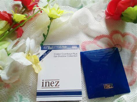Harga Inez Pallete review inez color contour plus eye shadow collection 05