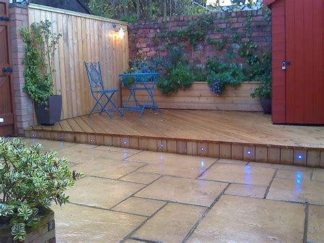 decking and paving ideas muddy boots