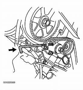 2005 Saturn Vue Serpentine Belt Routing And Timing Belt